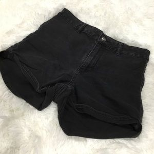 H&M Divided High-Waisted Shorts